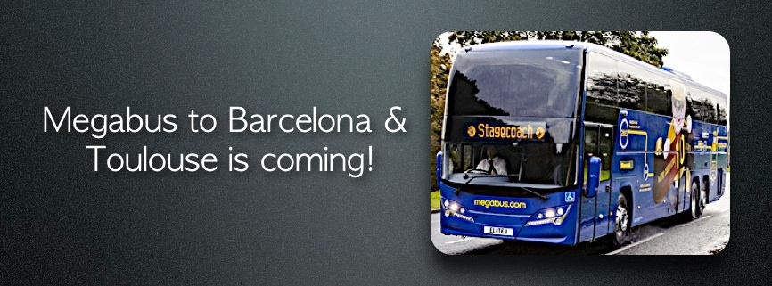 Megabus to barcelona and toulouse is coming blog - Bus toulouse barcelona ...
