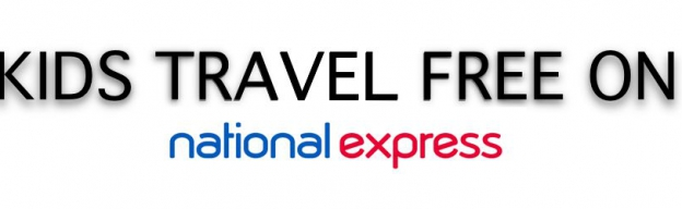 Kids travel free on National Express