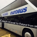 Sindbad-Eurobus makes small changes to the existing UK - Poland route