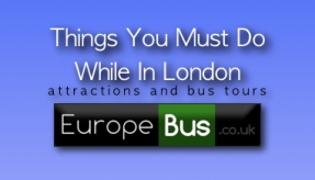 London's best bus tours and other attractions recommended by EuropeBus