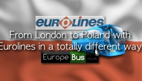 From London to Poland with Eurolines in a totally different way