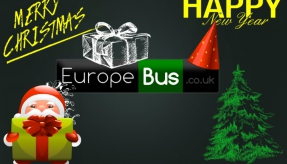 Merry Christmas and Happy New Year! - EuropeBus.co.uk