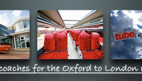 New glass-roofed coaches from tomorrow on the route between London and Oxford