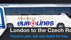 Buy 1 get 2nd free with Eurolines
