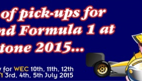 Choose Megabus for attending the FIA World Endurance Championship 2015 at Silverstone