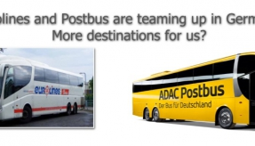 Eurolines and Postbus are teaming up in Germany. More destinations for us?