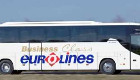 London to Latvia, Lithuania & Estonia with the Eurolines Business Class
