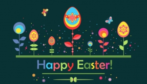 The Easter 2018 holidays are almost here
