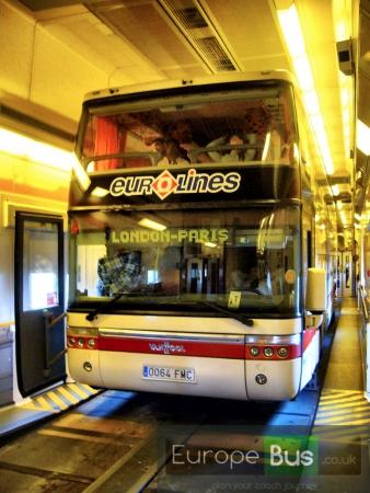 eurolines trein