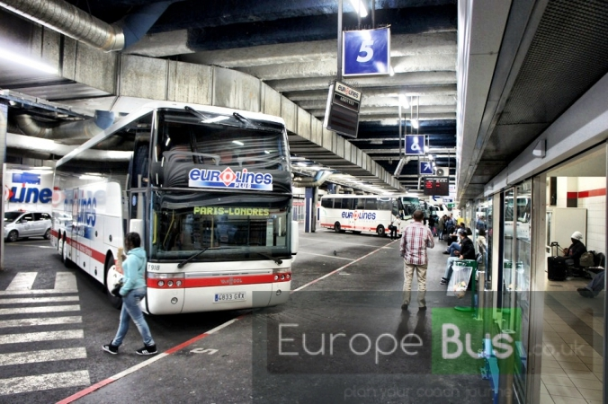 London to France - Cheap Coach/Bus Tickets and Timetables