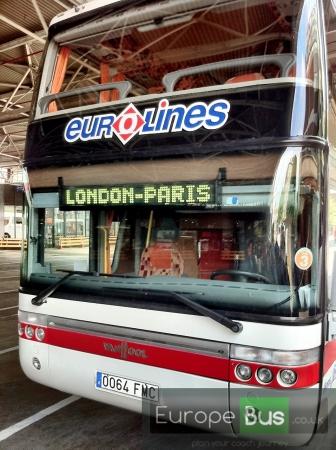 travel london to paris bus coach timetables. Black Bedroom Furniture Sets. Home Design Ideas
