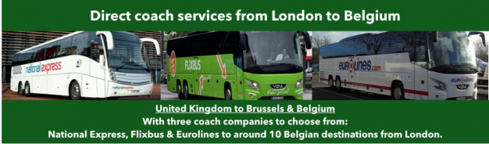 ee2c3a4c8b5 London to Belgium: travel by bus, coach: tickets, timetables ...