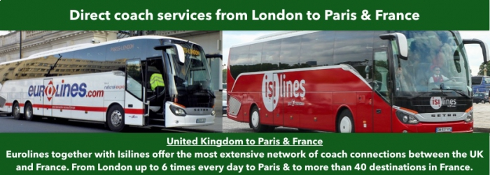 Eurolines London to France