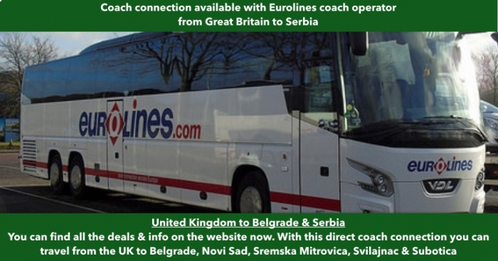 London To Serbia Cheap Coach Bus Tickets And Timetables