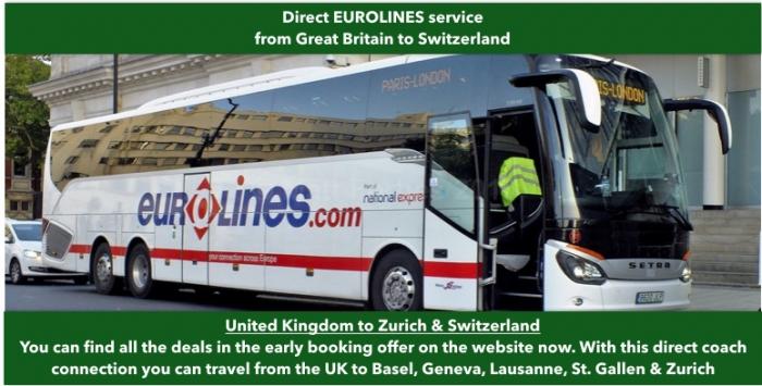 128e21dd616 London to Switzerland: Basel Geneva - travel by bus, coach. Buy ...
