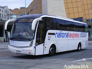 National Express London to Gatwick