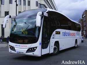 London To Sheffield Cheap Coach Bus Tickets And