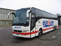 London to Amsterdam coach